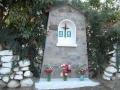 Kapliczka w miejscu męczeństwa - 2006