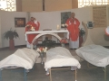 Pierwsza msza święta w intencji zamordowanych w Pariacoto