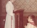 O. Zbigniew jako lektor w parafii
