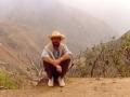 W drodze do Nueva Esperanza - 4 stycznia 1991r.