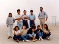 Na pustyni obok Chimbote - 23 maja 1990r.