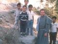 O. Zbigniew z dziećmi