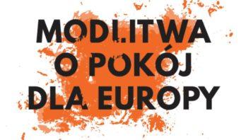 Kraków. Modlitwa o pokój dla Europy