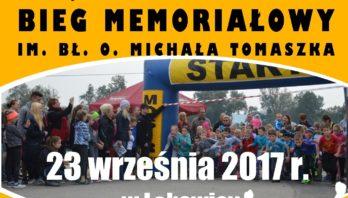Bieg Memoriałowy im. Bł. Michała Tomaszka w Łękawicy