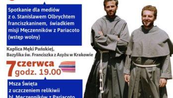 Liturgiczne wspomnienie Męczenników z Pariacoto