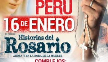 """Film """"Teraz i w godzinę śmierci"""" w kinach peruwiańskich"""