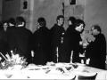 Boże Narodzenie w seminarium - składanie życzeń (1983)