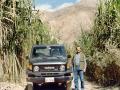 Okolice Pariacoto - lipiec 1990r.