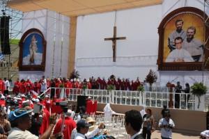 Nowa galeria zdjęć: beatyfikacja Męczenników w Chimbote