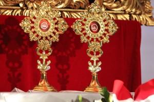 Galeria zdjęć: dziękczynienie u franciszkanów w Limie