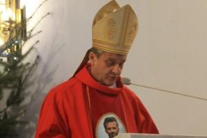 """Bp Roman Pindel: """"Dziękujemy Bogu za beatyfikację naszego Krewnego i Rodaka"""""""