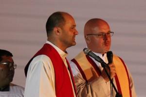 Słowo O. Janusza Soka CSsR podczas dziękczynienia w Limie