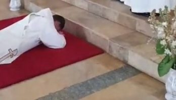 Święcenia kapłańskie w Pariacoto