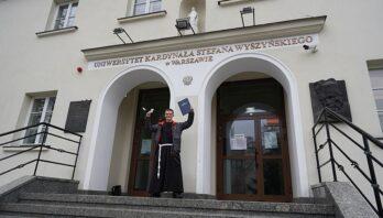 Pierwsza magisterka o Męczennikach z Pariacoto!