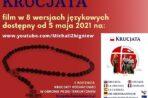 """Film """"KRUCJATA"""" dostępny w 8 wersjach językowych"""