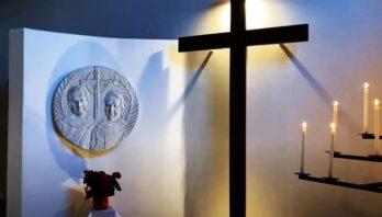 Uczyń nas narzędziami Twojego pokoju – Ściana Męczenników w Blickweiler