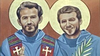 Uśmiechnięci Męczennicy z Pariacoto w Pasztowej Woli
