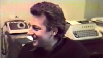 Bł. Zbigniew Strzałkowski w kadrach filmowych z pobytu w LEGNICY 1986-88