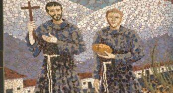 Pierwsza na świecie mozaika z Męczennikami z Pariacoto