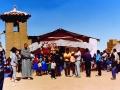 Odpust w jednej z kaplic dojazdowych w parafi Pariacoto - na wysokości 4 000 m n.p.m